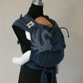 Hoppediz: Hop-Ty Darjeeling-aquamarine (VERKOOP)