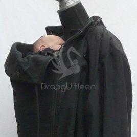 MaM: Coat Zwart (1) (L)