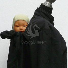 MaM: Coat Zwart (2) (L)