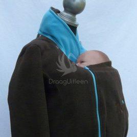 Zoli: Trio Babywearing en zwangerschaps Coat – Hanami (M)