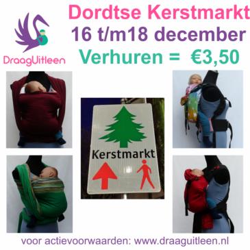 December actie 2 van 3 (Dordtse Kerstmarkt)