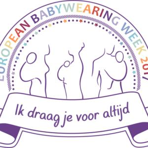 foto van European Babywearing Week.