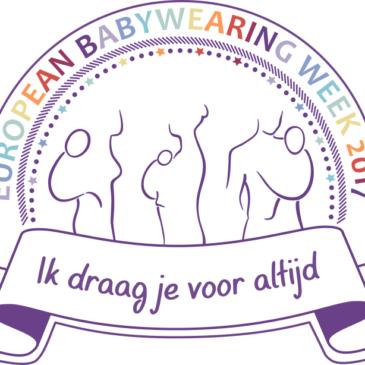 European Babywearing Week 2017