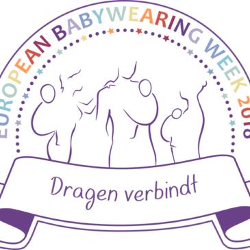 European Babywearing Week 2018